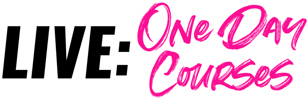 Live-One-Day-Courses